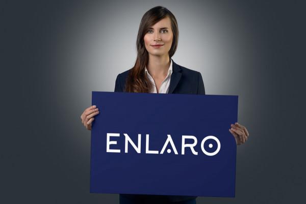 Sample branding #2 for Enlaro