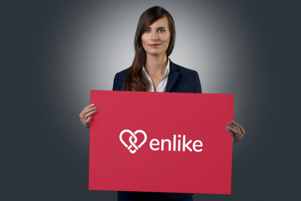 Sample branding #3 for Enlike