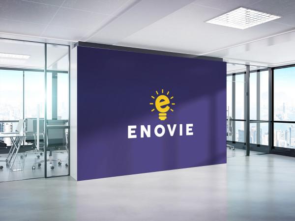 Sample branding #3 for Enovie