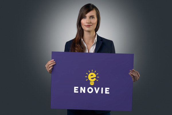 Sample branding #2 for Enovie
