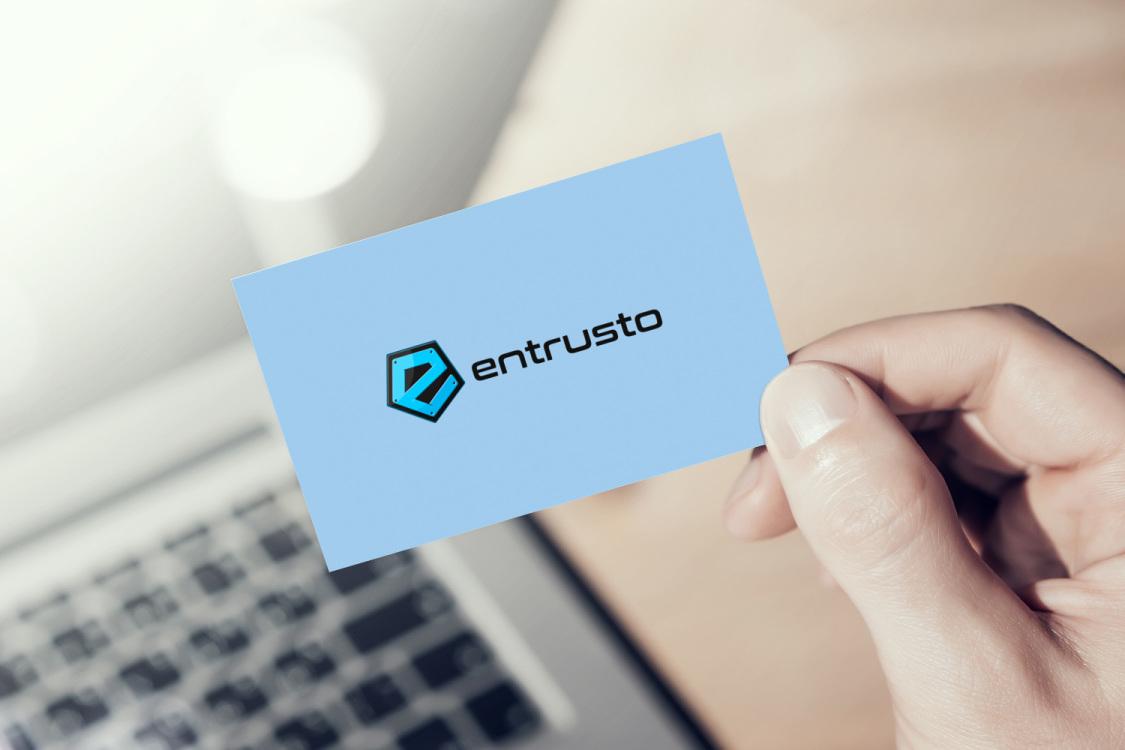 Sample branding #3 for Entrusto
