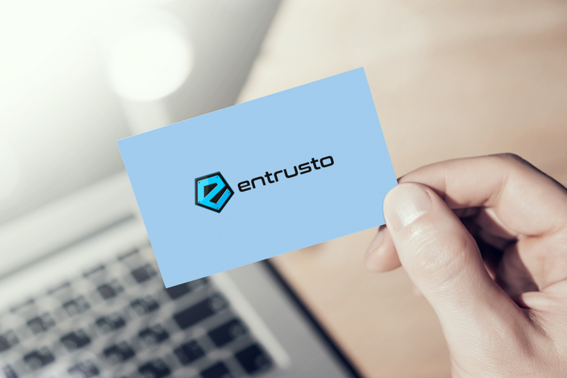 Sample branding #2 for Entrusto