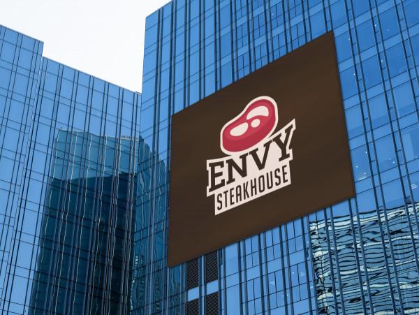Sample branding #2 for Envysteakhouse