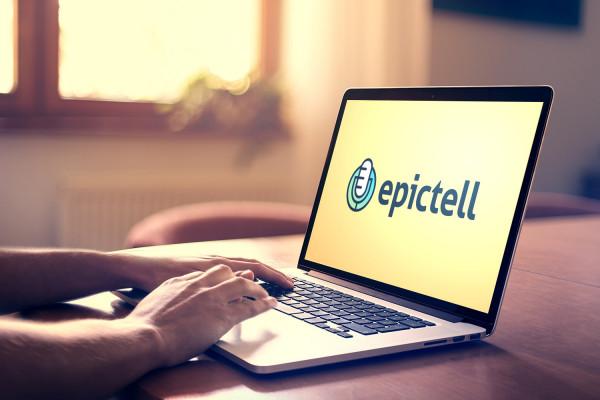 Sample branding #1 for Epictell