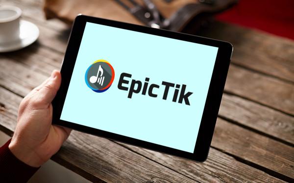 Sample branding #1 for Epictik
