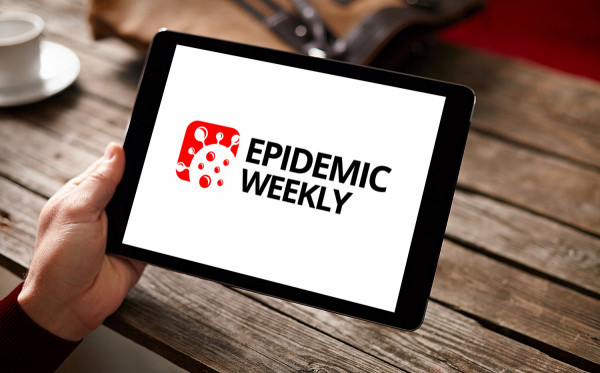 Sample branding #3 for Epidemicweekly