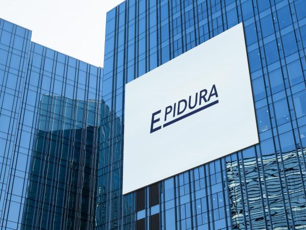 Sample branding #1 for Epidura