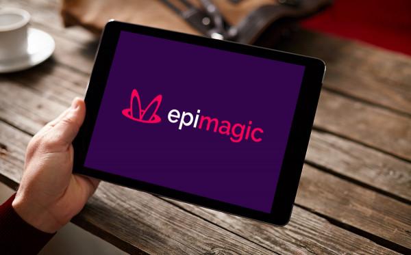 Sample branding #3 for Epimagic