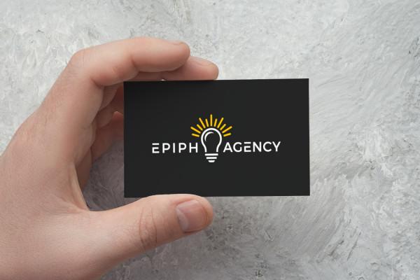 Sample branding #2 for Epiphagency