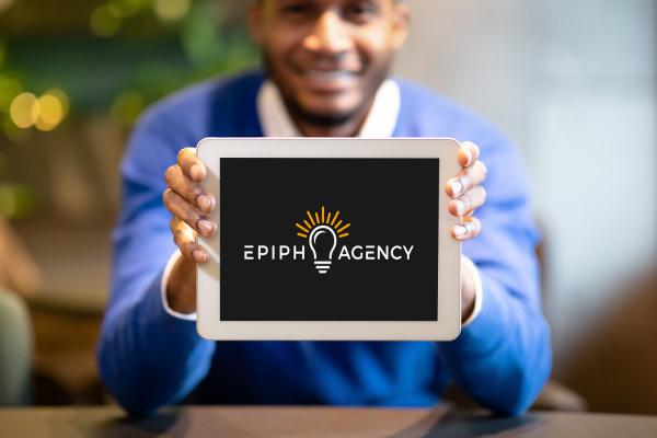 Sample branding #1 for Epiphagency