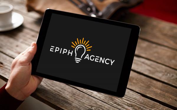 Sample branding #3 for Epiphagency