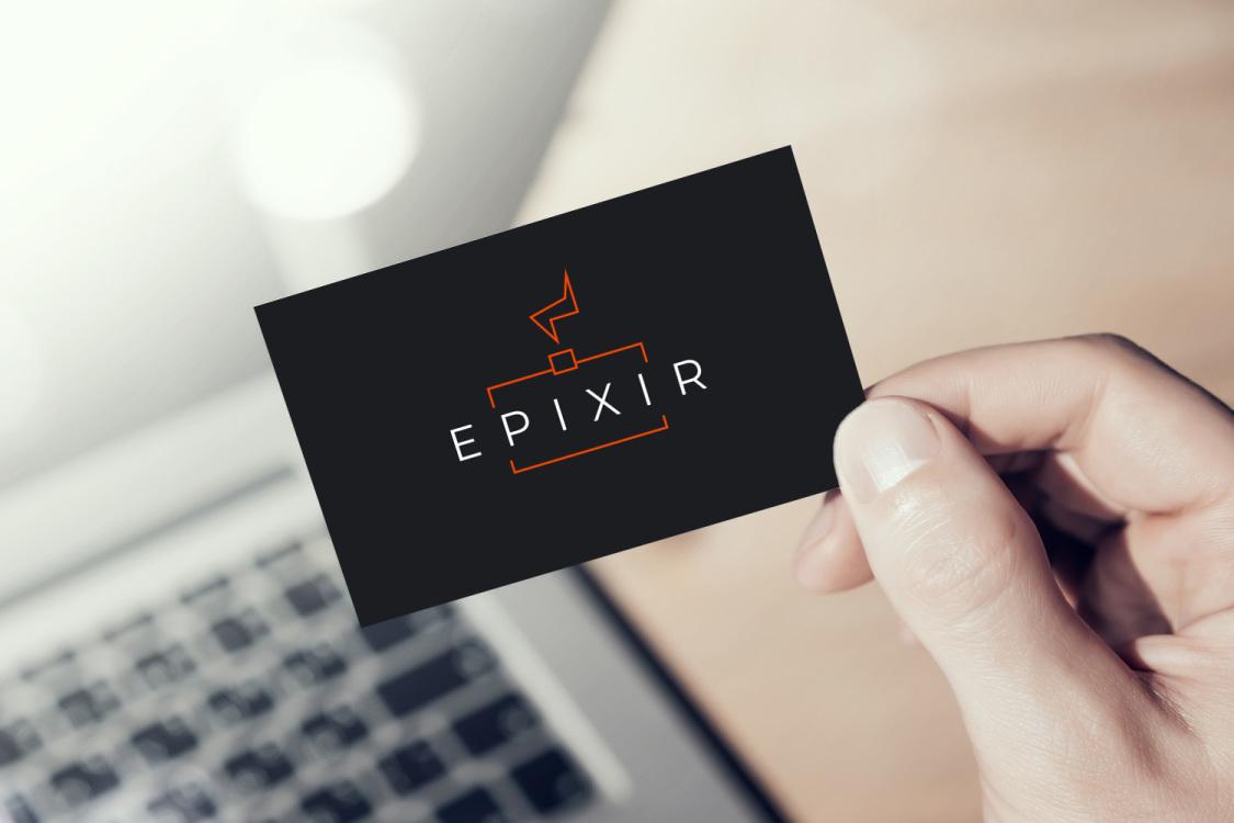 Sample branding #1 for Epixir