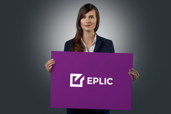 Sample branding #3 for Eplic