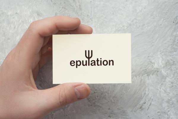 Sample branding #2 for Epulation