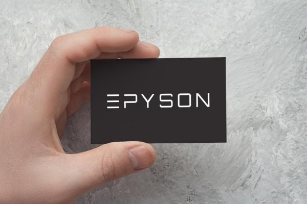 Sample branding #1 for Epyson
