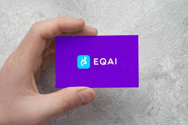 Sample branding #1 for Eqai