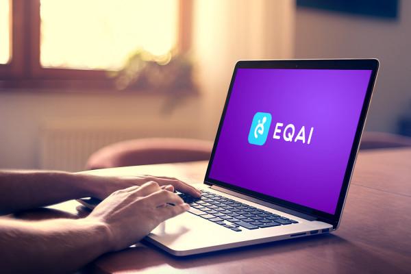 Sample branding #3 for Eqai