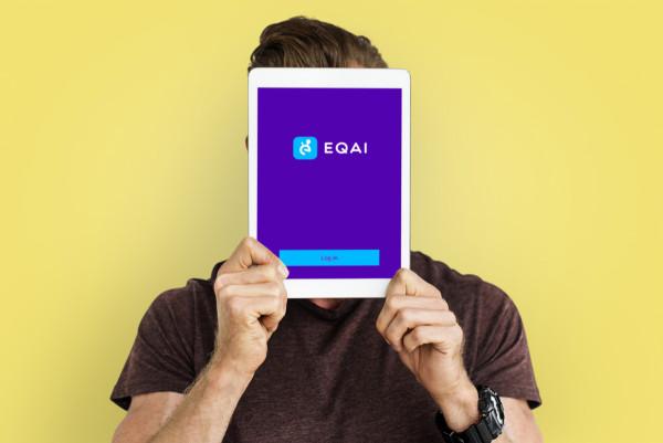 Sample branding #2 for Eqai