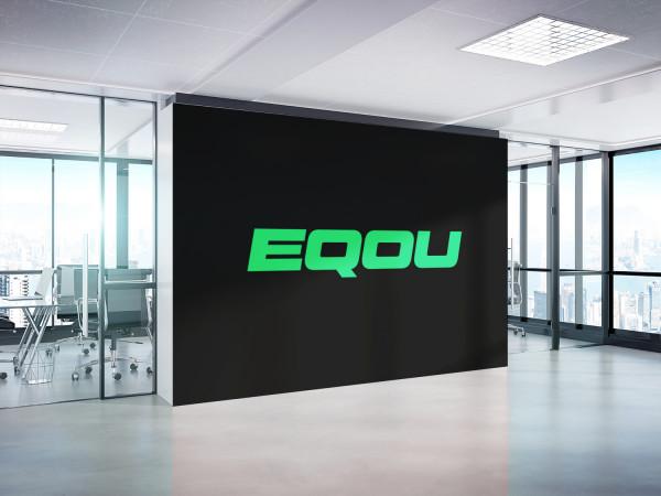 Sample branding #1 for Eqou