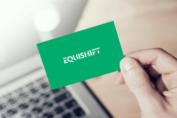 Sample branding #2 for Equishift
