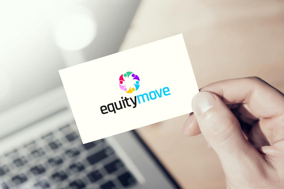 Sample branding #2 for Equitymove