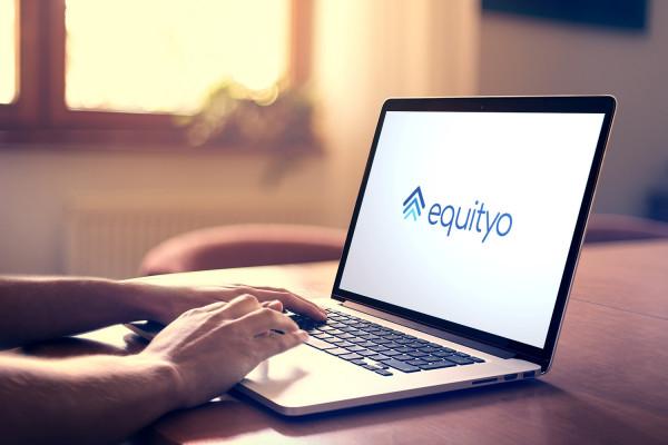 Sample branding #2 for Equityo