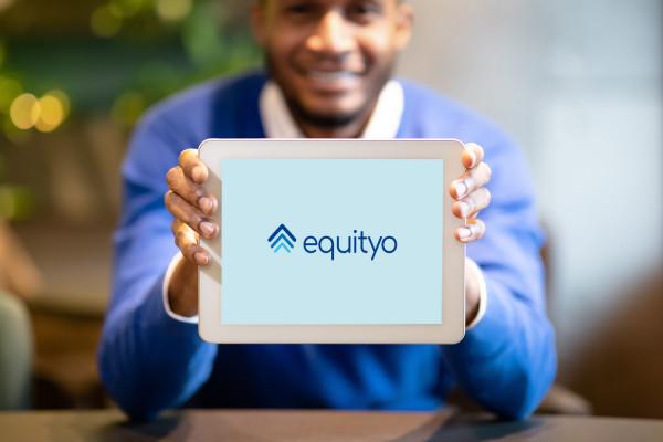 Sample branding #1 for Equityo