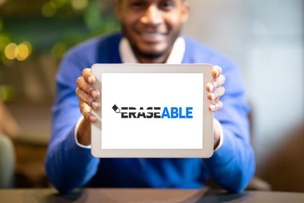Sample branding #1 for Eraseable