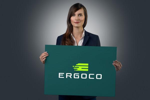 Sample branding #3 for Ergoco