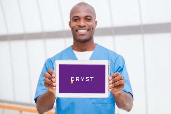 Sample branding #2 for Eryst