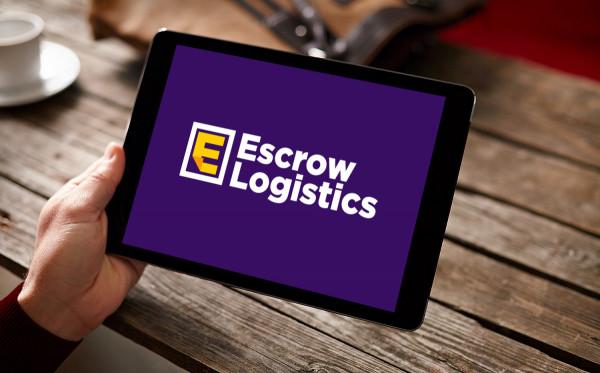 Sample branding #3 for Escrowlogistics