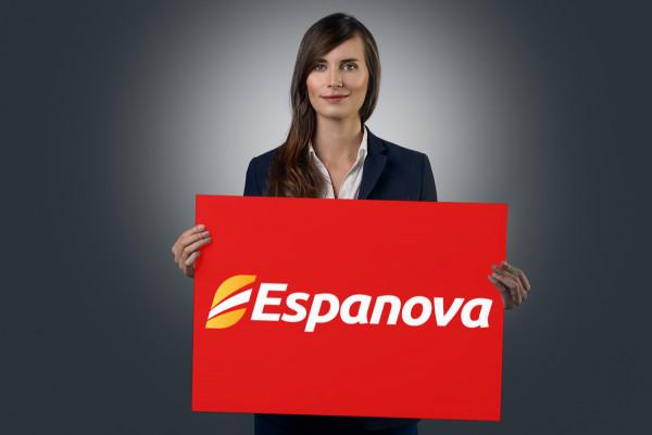 Sample branding #3 for Espanova