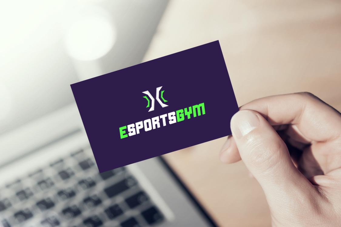 Sample branding #1 for Esportsgym
