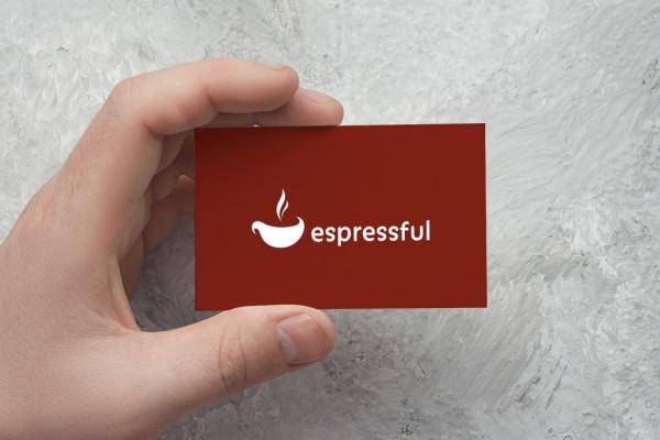 Sample branding #3 for Espressful
