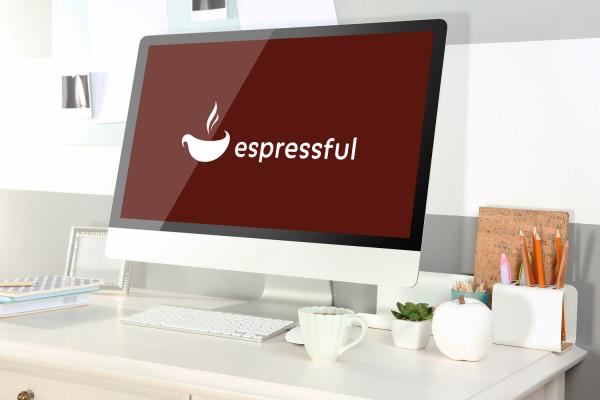 Sample branding #2 for Espressful