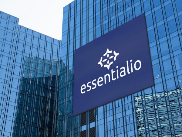 Sample branding #2 for Essentialio