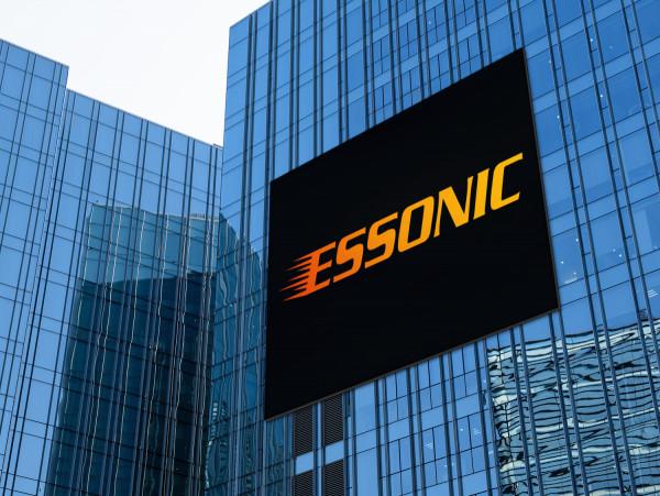 Sample branding #3 for Essonic