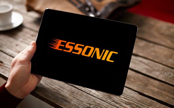 Sample branding #2 for Essonic