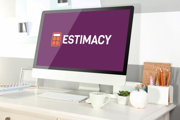 Sample branding #1 for Estimacy