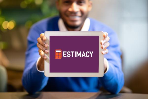 Sample branding #2 for Estimacy