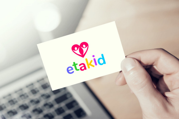 Sample branding #1 for Etakid