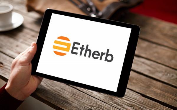 Sample branding #3 for Etherb