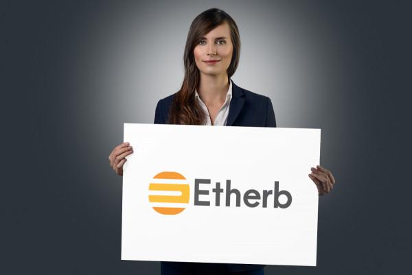 Sample branding #2 for Etherb