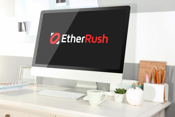 Sample branding #3 for Etherrush
