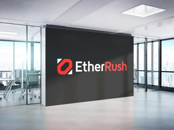 Sample branding #1 for Etherrush