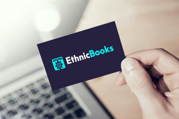 Sample branding #3 for Ethnicbooks