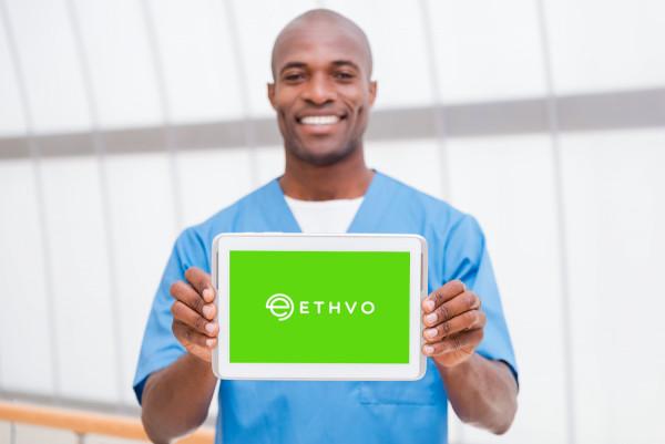Sample branding #3 for Ethvo