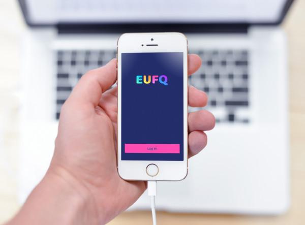 Sample branding #3 for Eufq