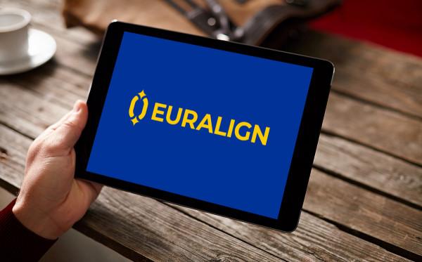Sample branding #1 for Euralign
