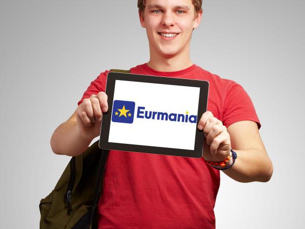 Sample branding #3 for Eurmania